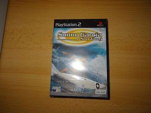 SUNNY-GARCIA-SURFANT-PS2-PAL-NOUVEAU-scelle
