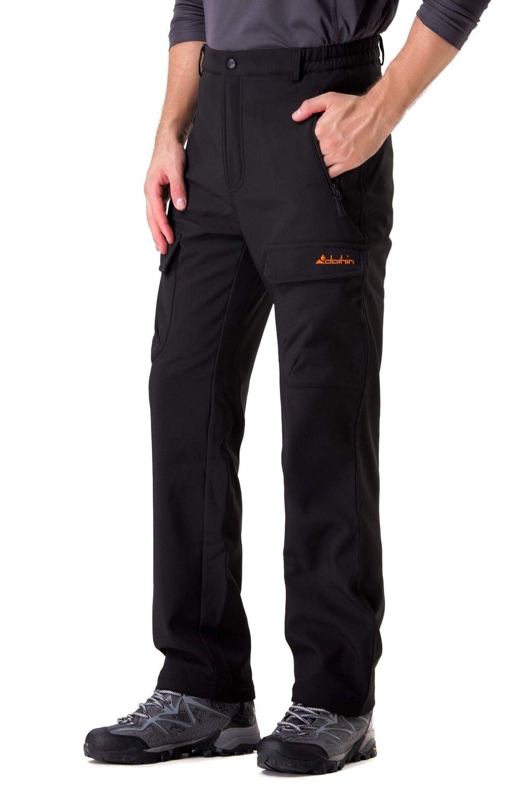 U. msMadame homme Cargo-chaud, doublée polaire Ski Pantalon Cargo-chaud, homme respirant, eau et gagner... d73c39