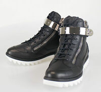 New. Giuseppe Zanotti Blitz Lindos Vague Sneakers Shoes 12.5 Us 45.5 Eu $995 on sale