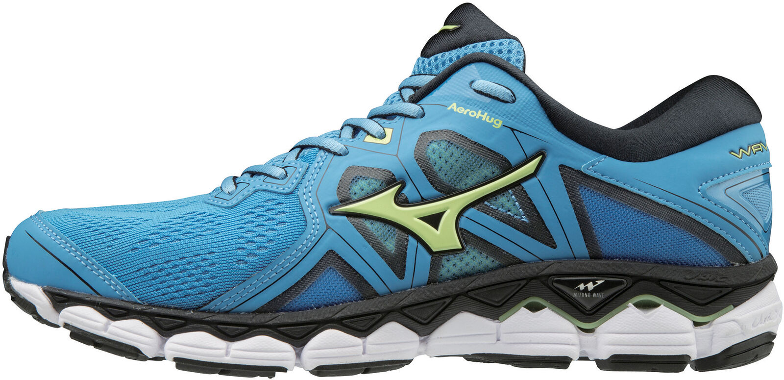 Wave Sky 2 Mens Running shoes - bluee