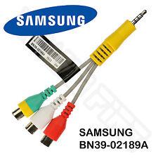 Componente AV Samsung BN39-02189A Adaptador Cable AV DC a RCA de género TV LED Nuevo