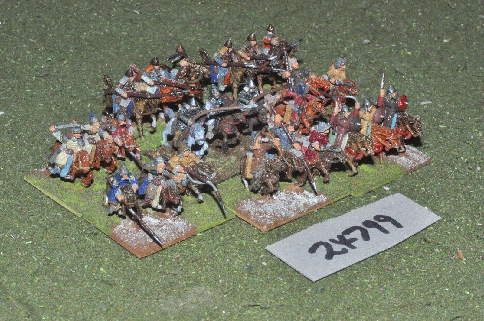 15 mittelalterlichen   mongolischen - schwere 24 zahlen - cav (24799)