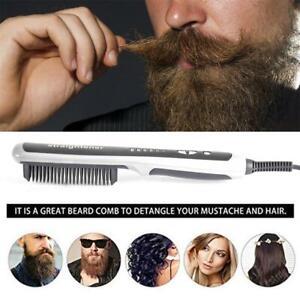Hair-Straightener-For-Men-Multifunctional-Curling-Electric-Brush-Beard-Comb