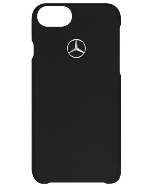 outlet store 619be e3ba9 Genuine Mercedes-Benz iPhone 7 Case Black