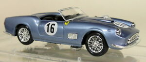 Vitesse-1-43-Scale-144-Ferrari-250-Spyder-California-Le-Mans-Diecast-model-car
