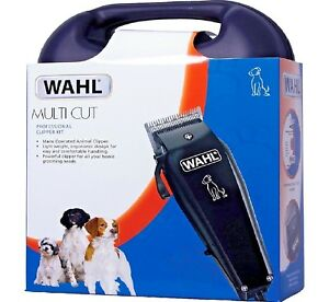 WAHL-MULTI-CUT-CLIPPERS-KIT-Pet-Grooming-Trimmer-bp-PawMits-Animal-Dog-Shaver