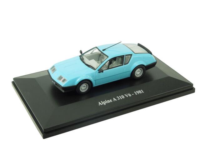 Alpine A310 V6 (1981) 1:43 A 310