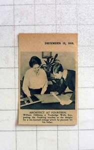1919-Architect-At-14-William-Gibbons-Tunbridge-Wells