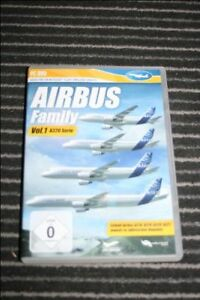 Airbus Family Vol. 1 A318-A321 Flight Simulator X PC DVD - Deutschland, Deutschland - Airbus Family Vol. 1 A318-A321 Flight Simulator X PC DVD - Deutschland, Deutschland