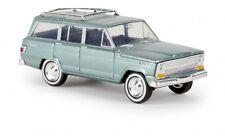 #19853 - Brekina Jeep Wagoneer - grün-metallic - 1:87