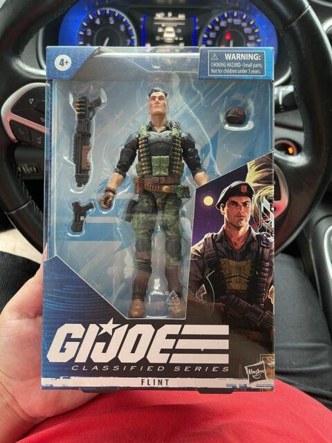 GI Joe Classified Series FLINT 6 Inch Action Figure #26 NEW IN BOX