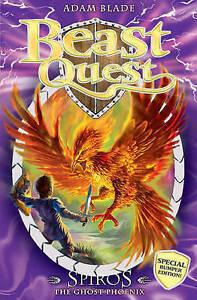 Spiros-the-Ghost-Phoenix-Special-Beast-Quest-Blade-Adam-Very-Good-Book