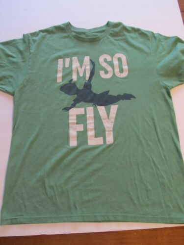 Disney Parks Peter Pan T-Shirt I'm So Fly Peter Pa