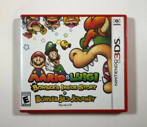 Mario-amp-Luigi-Bowser-039-s-Inside-Story-and-Bowser-Jr-039-s-Journey-Nintendo-3DS