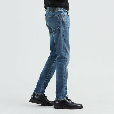 Levi's Premium 501 Original Straight Regular Fit Blue Jeans W32 W33 W34 W36 W38