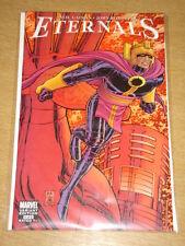 ETERNALS #5 MARVEL COMICS VARIANT EDITION COVER NEIL GAIMAN JOHN ROMITA JR