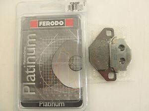 FERODO-PASTIGLIE-FRENO-POSTERIORE-per-APRILIA-PEGASO-125-1989-gt