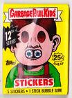 1988 Topps GARBAGE PAIL KIDS 12th Series Unopened Wax Pack