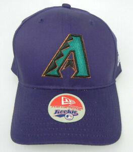 ARIZONA-DIAMONDBACKS-NEW-ERA-MLB-VTG-1990s-ROOKIE-SNAPBACK-PURPLE-CAP-HAT-NEW