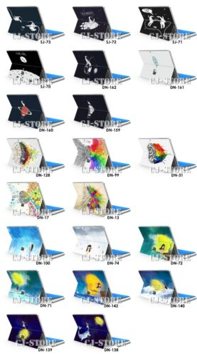 Tablet Decal Skin Sticker Cover Decals Skins 2017 Microsoft Surface Pro 3 4 5