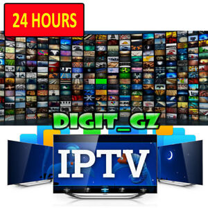 Details about 24 Hours Trial IPTV Service Warranty For MAG OPENBOX V8S  ZGEMMA FIRESTICK TV BOX