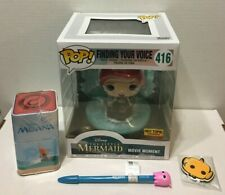 Funko POP Disney Treasures Little Mermaid Finding Your Voice 416 Complete Box