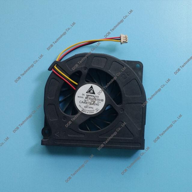 Genuine Fan for Fujitsu Lifebook S760 E751 E752 AH701 TH700 E780 CPU Cooler fan