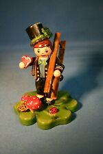 Lucky Chimney Sweep Bag Charm with MAGIC SOOT Wedding Favour HEN NIGHT KEEPSAKE