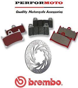 Brembo Upgrade Rear Brake Kit Aprilia SR50 R Factory 05>