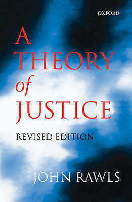 A Theory of Justice, Rawls, John, Used; Good Book