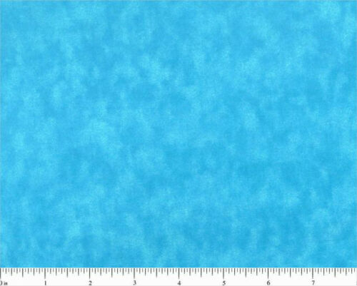 """108/"""" QUILT BACKING BLUE COLORWAY SHADE AND LENGTH YOUR CHOICE FREE SHIPPING"""