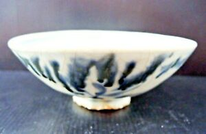 Chinese-Antique-Porcelains-TCP104-Late-Ming-Blue-amp-White-Small-Porcelain-Bowl