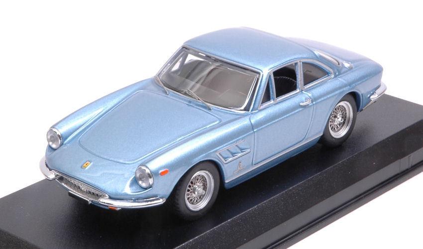 Ferrari 330 Gtc 1966 Metallic Light bleu 1 43 Model BEST MODELS