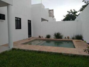 Venta de casa en privada al norte de Mérida