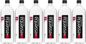 Essentia-Ionized-Alkaline-9-5-pH-Bottled-Water-1-LITER-12-PACK