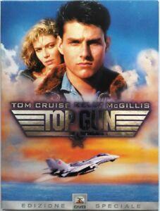 Dvd-Top-Gun-Edizione-speciale-digipack-2-dischi-di-Tony-Scott-1986-Usato