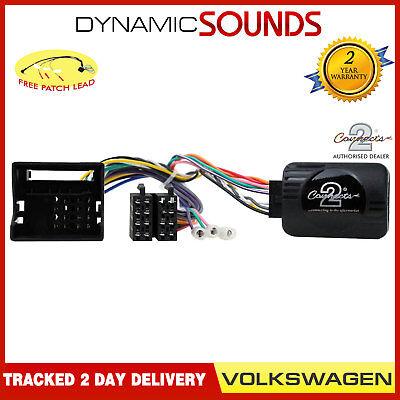 DS-VW003.2 Steering Wheel Stalk Control Adaptor For Volkswagen Multivan Touareg