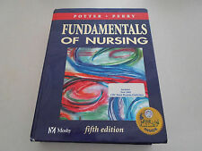 Fundamentals of Nursing 5th Edition college nursing textbook