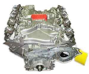 Reman 81-95 Cadillac 4.1 4.5 and 4.9 Long Block Engine | eBay