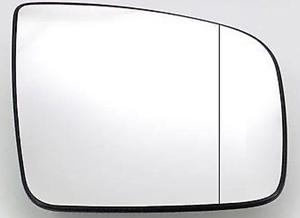 Vidrio pulido exterior derecha calefactable asphärisch cromo Vito Viano a0028114233