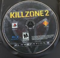 Killzone 2 (Sony PlayStation 3, 2009) Tested Disc Only
