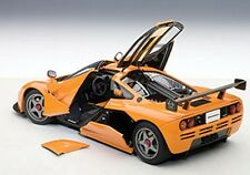 Autoart MCLAREN F1 LM EDITION HISTORIC ORANGE Color in 1/18 Scale New In Stock!