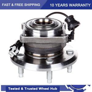 For Equinox Torrent Vue Hybrid Captiva 512358 2*Rear Wheel Bearing Hub Assembly