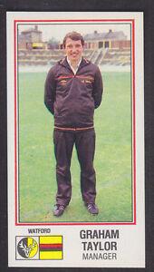 Panini-Football-83-311-Graham-Taylor-Watford