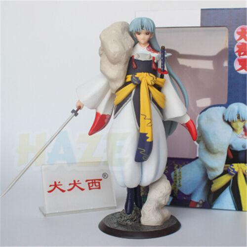 Inuyasha Sesshoumaru 1//8 PVC Action Figure Modell Spielzeug Figur Statue
