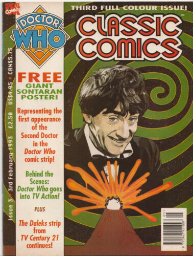 VGC OthersOnOtherListings Choose yours Rare: Doctor Who Classic Comics #1-11
