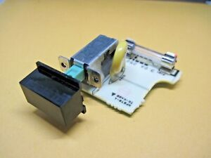 Yamaha-RX-330-receiver-Power-switch-assembly