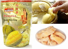 Dried Fruit Chips Snack Durian KING Vacuum Freeze Dried Durian (100g x 3 packs)