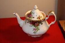 Royal Albert Old Country Roses Breakfast, Dinner and Tea ware Free U.K. Postage