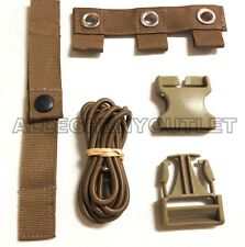 Coyote REPAIR KIT FOR MODULAR TACTICAL VEST MTV Scalable Plate Carrier NEW